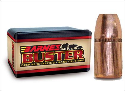 Barnes Buster Bullets