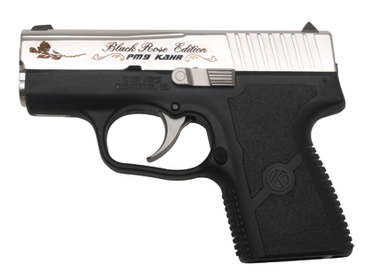 By J. Scott Rupp    Kahr Arms' custom shop uses the PM9 as the base platform for its