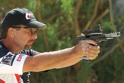 Competitive Shooter Mike Voigt