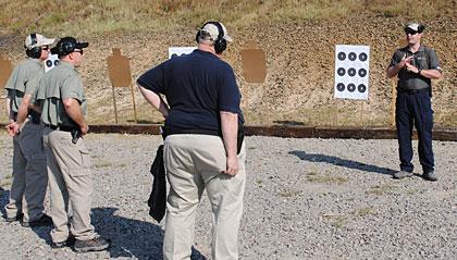 Handguns TV Contest Winners Train