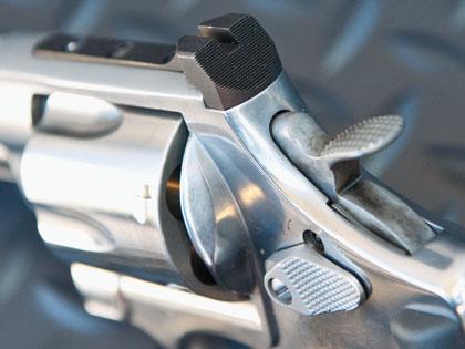 D&L Sports Smith & Wesson Revolver Sight