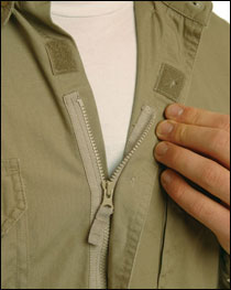 EOTAC Operator Grade Zip-Up Long-Sleeve Shirt