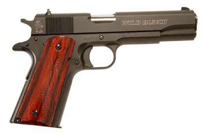 Have a 1911 you're itching to shoot in competition but Bullseye is too staid for you and IDPA and USPSA seem a bit too high speed/low drag?