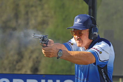 By James Tarr    Jerry Miculek's name is perhaps the most recognized in the world of