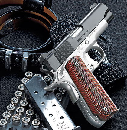 Of the three new Super Carry models from Kimber, one stands out.