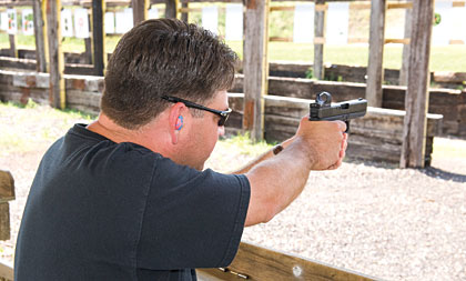 Reflex sights have been popular on both carbines and competition pistols for several years now.