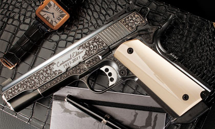 As you'd expect, there are lots of 1911s to celebrate the pistol's 100th birthday, but there's so much more!