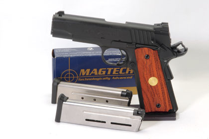 By Walt Rauch    Para USA now offers its LTC model 1911 in 9mm in addition to .45