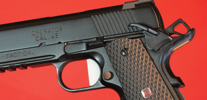 10-8 Performance's aftermarket 1911 offerings are top notch.