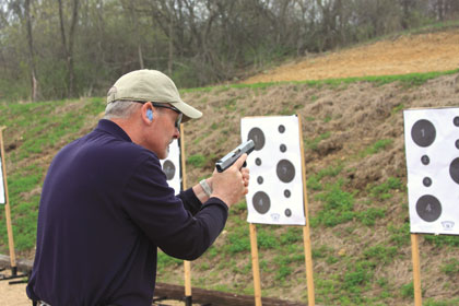 Examining the current state of gunfighting training.