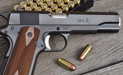 Remington 1911 R1 Review