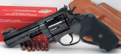 There was a time when the gun columns of outdoor magazines cautioned shooters against any Spanish-made copies of S&W revolvers, going so far as to say never, ever fire such a gun for fear of suffering serious injury or even death.
