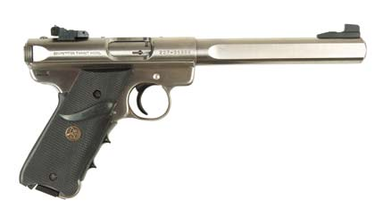 Ruger Mark III Pachmayr Signature Grips