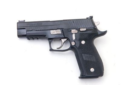 Sig Sauer P226 USPSA