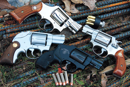 It's increasingly a semiauto world, but there's still a place for diminutive wheelguns.