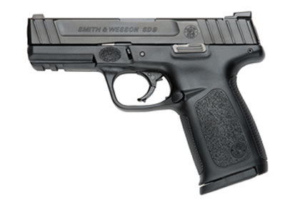 SD9/SD40 pistols answer personal and home protection needs.
