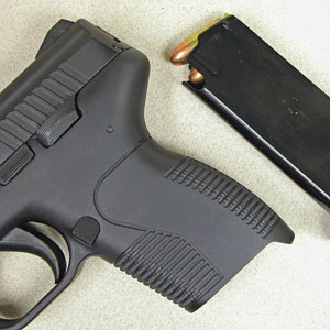 The new PT709 makes for a perfect carry pistol.