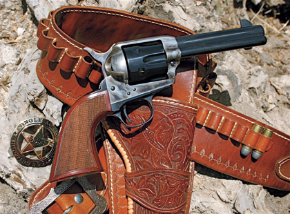 By Rick Hacker    Of all the 1873 single action replicas made today, those produced