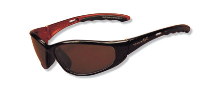 Recently, needing something to assist my lagging vision and protect my eyes against the often-fierce southern California sun while at the range, I ordered a pair of Wiley X prescription high-impact sunglasses (dealer only).