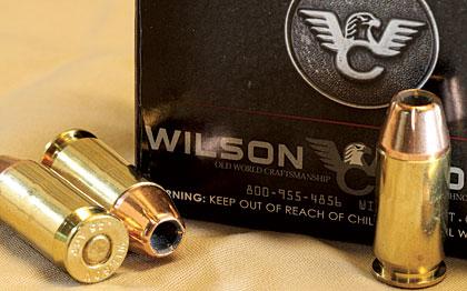 Wilson's New Combat Ammo