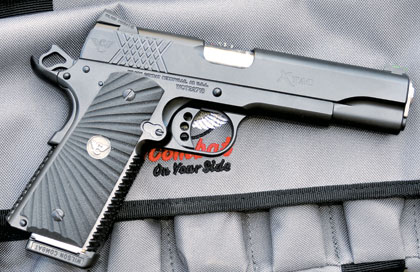 Wilson Combat's new X-TAC makes custom-level performance a bit more affordable.