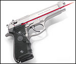 In partnership with Crimson Trace, Beretta USA is offering its Model 96/.40
