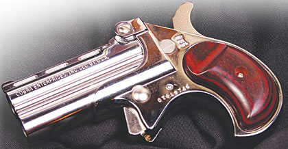 By Kimberly Madelon    Cobra Enterprises has added a .380 caliber to its Big Bore