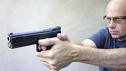 The Combat Grip