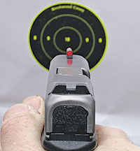 The Combative Pistol Sight
