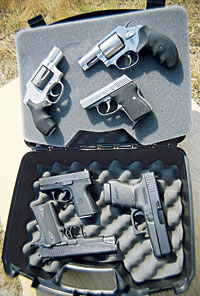 Which Concealed Carry Gun?