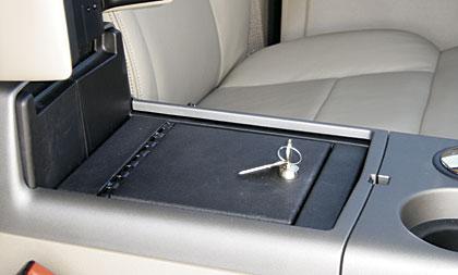 Console Vault Auto Safe