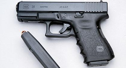 The Glock Model 38