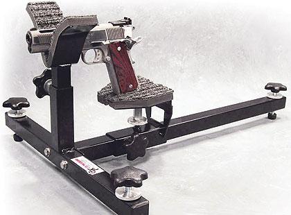 P3 Ultimate Gun Vise