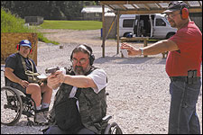 Handicapped Shooters and IDPA