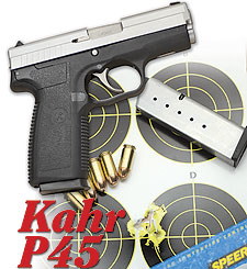 Kahr goes bigbore as it continues to expand its line of compact autos.