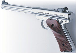 Ruger 17 Mach 2-Caliber Pistol