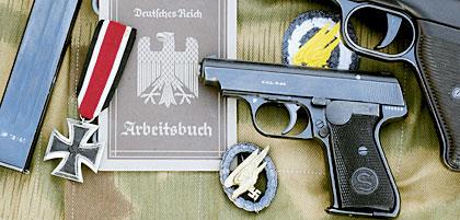 Handgun of the Fallschirmjager: Sauer 38(H) Pocket Pistol