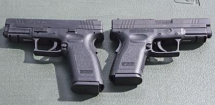 CZ-USA P07 Duty .40