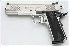 Smith & Wesson's first 1911 .45