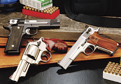 Smith & Wesson's Finest