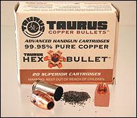 Taurus .45 ACP 185-Grain Ammo