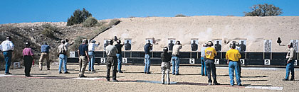 Both experienced and novice shooters can learn life-saving skills from a defensive pistol class.