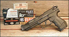 Carrying a suggested retail price of a buck over $300, the P22 looks like a winner any way you cut it.