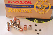 By Phil W. Johnston    The Ranger ammo performed well, all the way around. This group