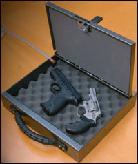 Smith & Wesson M&P High Security Briefcase