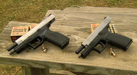 http://brightcove=912335020001  Guns & Ammo's Dick Metcalf discusses the differences between