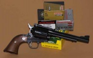 The author's three-screw Ruger Blackhawk is the lone .41 Magnum in his arsenal—a fact that needs to be changed.