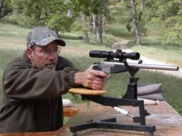 J. Scott Rupp, editor in chief of Handguns magazine and executive producer for Handguns TV, used a Thompson/Center Encore Pro Hunter on a number of hunts and found it to be an accurate and versatile gun.