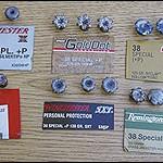 125-gr. JHP Loads