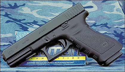 Is it a serious challenger to the M1911 .45 ACP?      For almost a 100 years, the